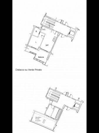 Attico / Mansarda di 80 m² con 3 locali e box auto in vendita a Roma
