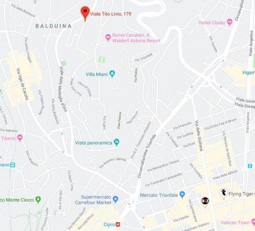 Trilocale in affitto, viale Tito Livio  179, Medaglie d'Oro, Roma