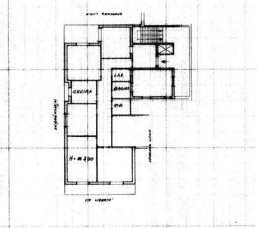 Appartamento in vendita, via Rosmini  34, Giarre