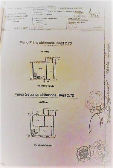 Trilocale in vendita, via Vittorio Veneto  27, Montorio Romano