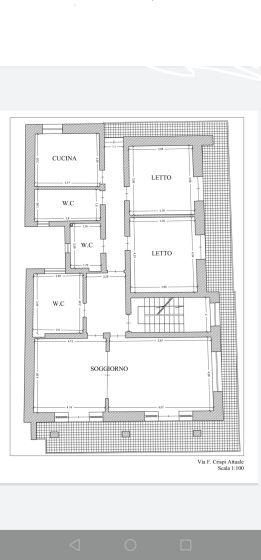 Appartamento in affitto, via Francesco Crispi  8, Aci Castello