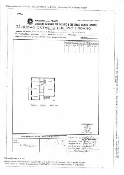Villa in vendita, via Costanzo  30, Castelnuovo, Teolo