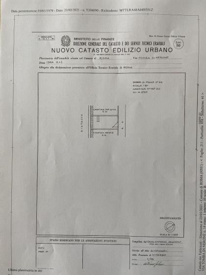 Bilocale in vendita, via Tomba di Nerone  14, Cassia, Roma