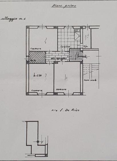 Trilocale in vendita, via Eugenio de Riso  63, San Leonardo, Catanzaro