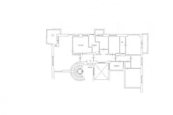 Appartamento di 170 m² in vendita a Roma