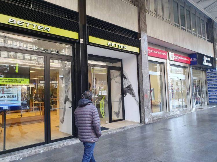 Negozio in vendita, Corso Sicilia  65, Catania