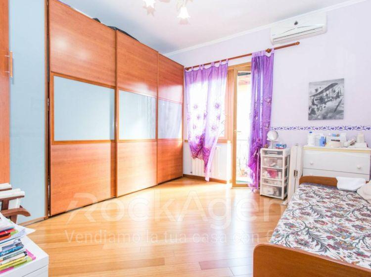 Appartamento in vendita, via Pallagorio  50, Anagnina, Roma
