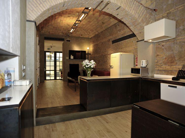 Loft in affitto, via Castelfidardo  36, Castro Pretorio, Roma