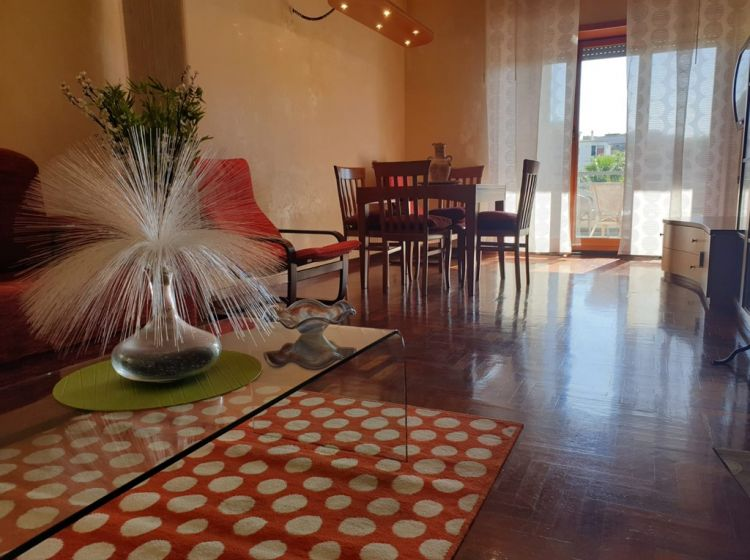 Trilocale in affitto, via Costanzo Casana  195, Roma