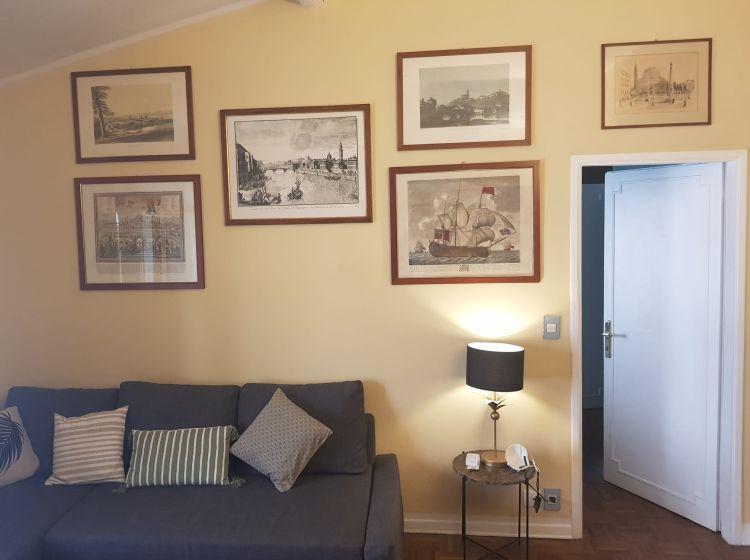 Trilocale in affitto, Firenze