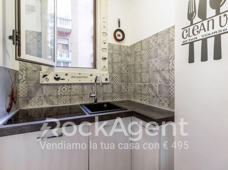 Bilocale in vendita, via Giovanni Pacini  67, Città Studi, Milano