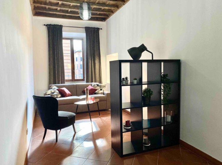 Bilocale in affitto, Piazza Costaguti  27, Roma