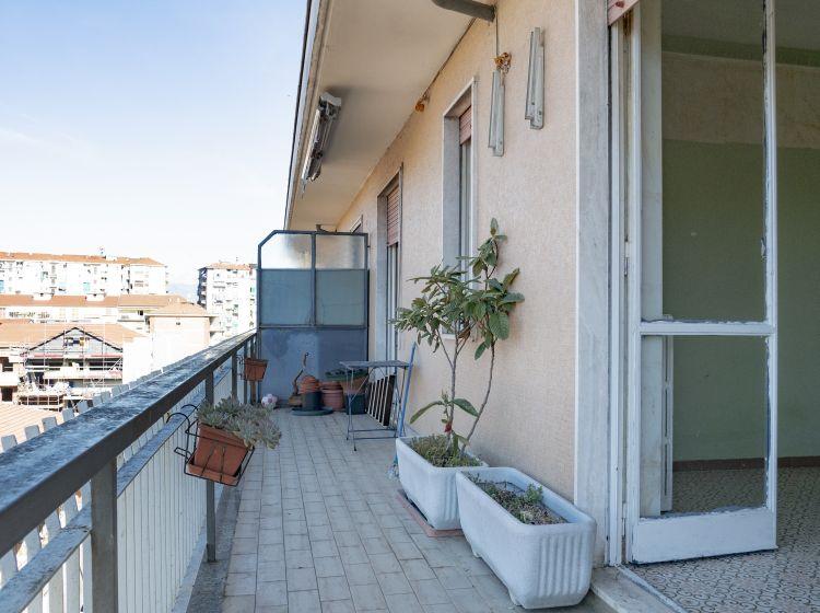 Attico in vendita, via Campobasso  33, Torino