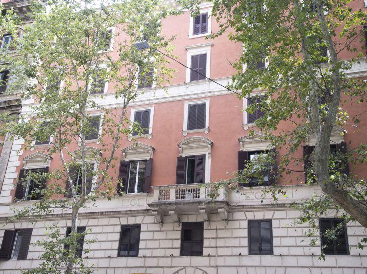 Quadrilocale in vendita, via Merulana  105, Roma