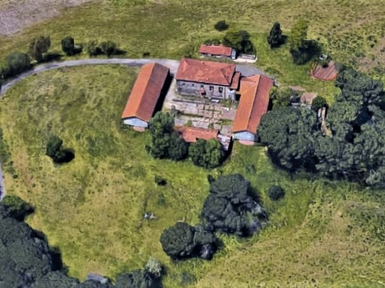 Casa colonica in vendita, via della Castelluccia di San Paolo  56, Roma