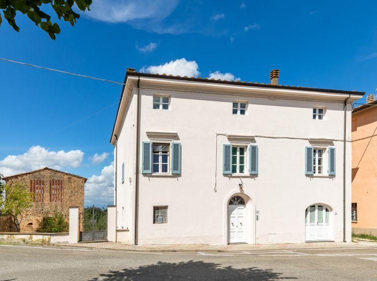 Terratetto plurifamiliare in vendita, Piazza della Vittoria  6, Casciana Terme, Casciana Terme Lari