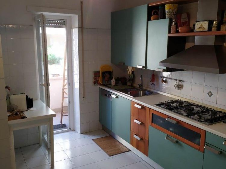 Quadrilocale in affitto, via Costanzo Cloro  49, Garbatella, Roma
