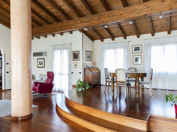 Attico in vendita, via San Agostino  3, Cura Carpignano