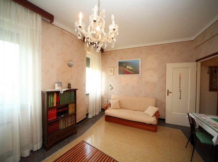 Quadrilocale in vendita, via dell'Arena  12, Borgoratti, Genova