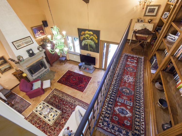 Casale in vendita, via del Casale della Riccia  5, Ponton dell'Elce, Anguillara Sabazia