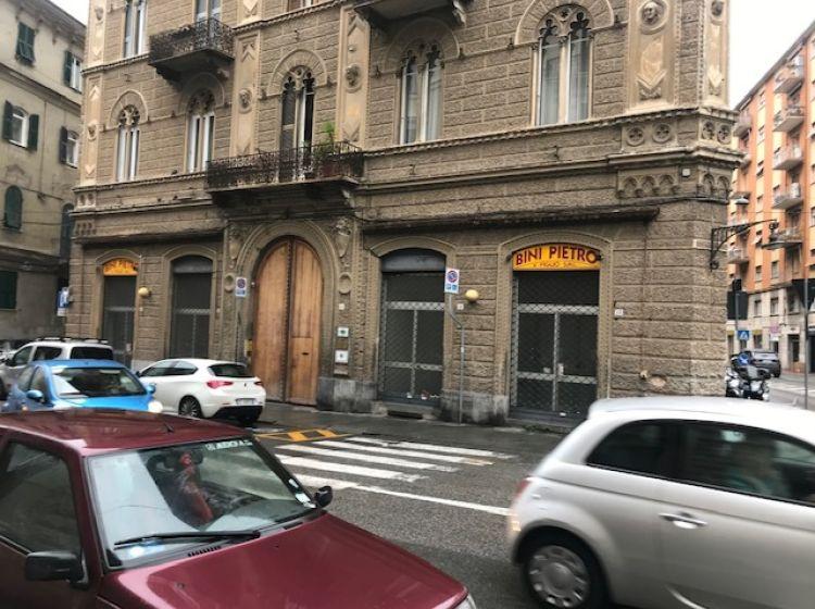 Negozio in vendita, via Lazzaro Spallanzani  19, Centro Storico, La Spezia