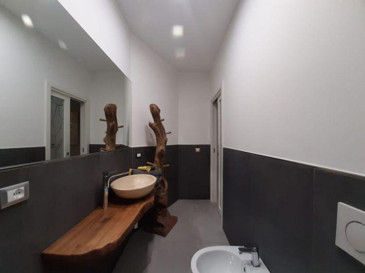 Quadrilocale in affitto, via F. Crispi  130, Trecastagni