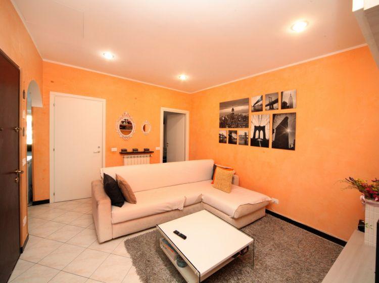 Quadrilocale in vendita, via Germano Jori  27, Rivarolo, Genova
