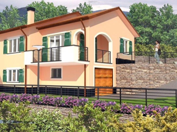 Villa in vendita, Località Piane di Lumarzo, Lumarzo