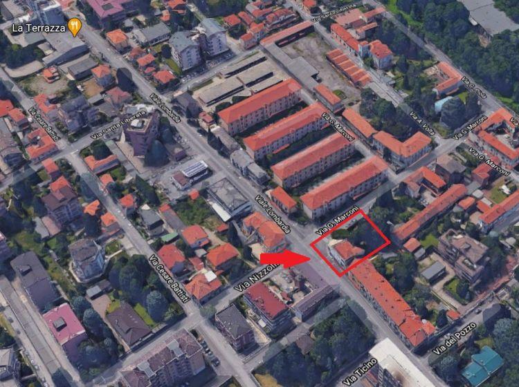 Terratetto unifamiliare in vendita, via Cesare Battisti, Castellanza