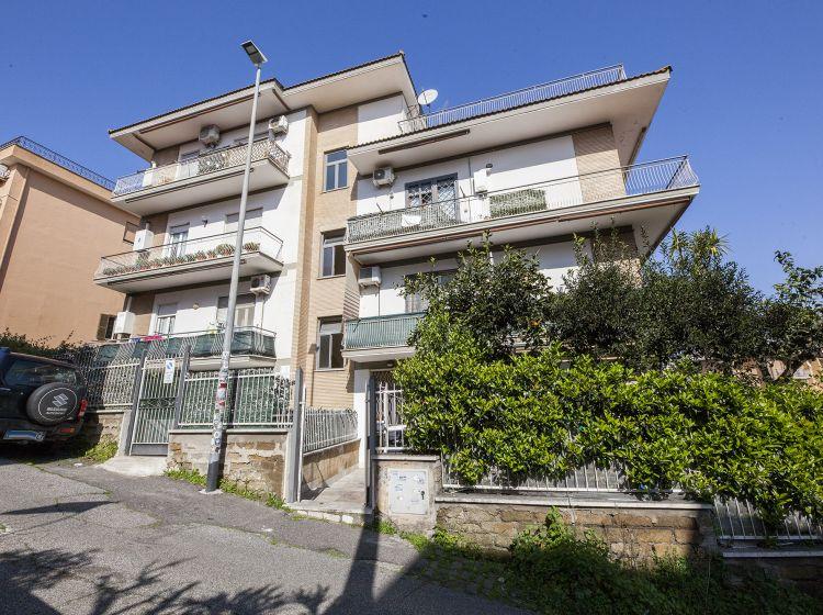 Quadrilocale in vendita, via Rocco Pagliara  62, Ottavia, Roma