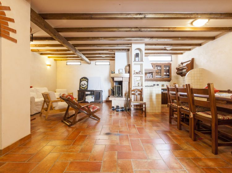 Villa in vendita, via Vittorio Gauthier  41, Aranova, Aranova