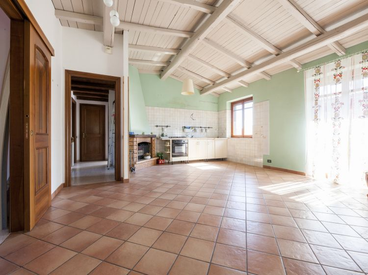 Quadrilocale in vendita, via Marco Praga  35, Olgiata, Roma
