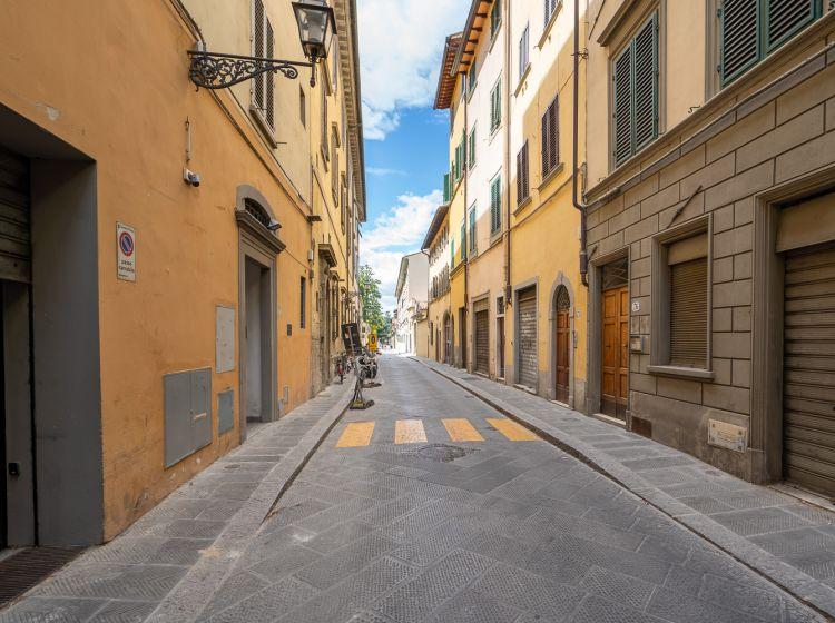 Trilocale in vendita, via del Campuccio  94, Oltrarno, Firenze