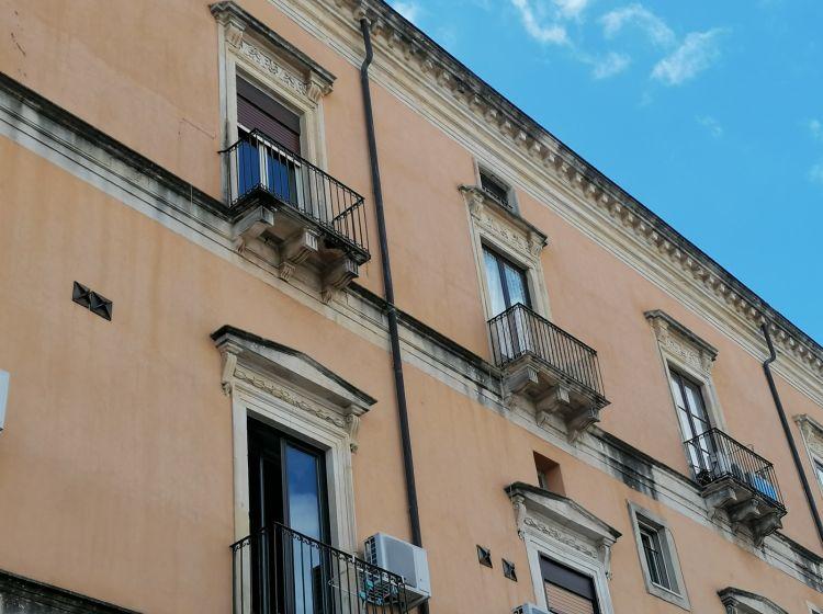 Trilocale in vendita, via Marchese di Casalotto  117, Centro Storico, Catania