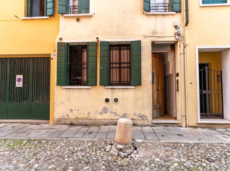 Monolocale in vendita, via Bartolomeo Cristofori  21, Savonarola, Padova