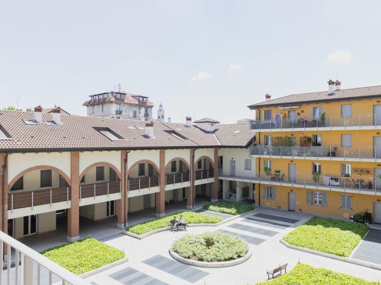 Trilocale in vendita, via Privata Branda Castiglioni  2, Bovisa, Milano