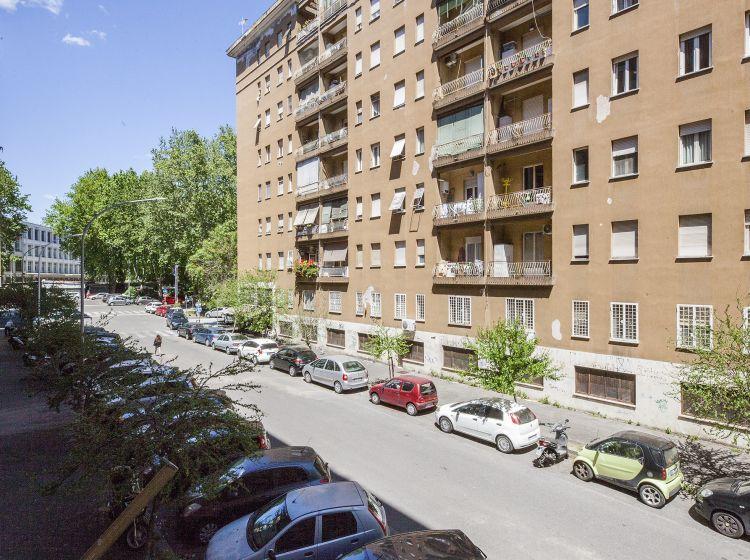 Trilocale in vendita, via Giovanni Battista Magnaghi  51, Garbatella, Roma