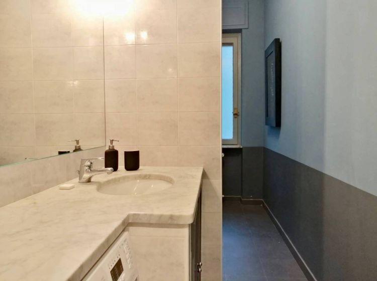 Bilocale in affitto, via Martiri Triestini  5, Fiera, Milano