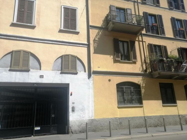 Loft in vendita, via Vittorio Alfieri  18, Arena, Milano