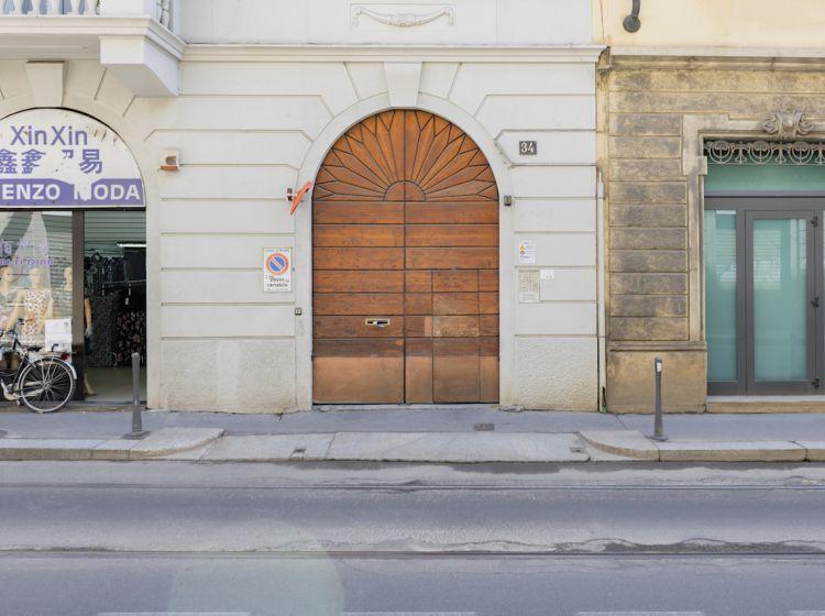 Monolocale in vendita, via Bramante  34, Sarpi, Milano