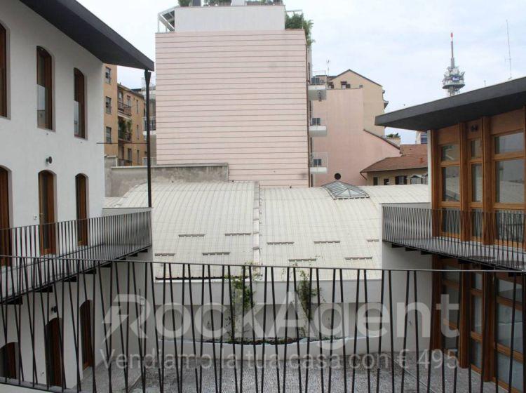 Bilocale in affitto, via Luigi Canonica  79, Arena, Milano
