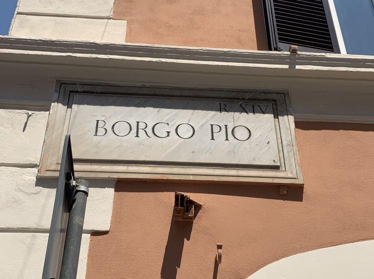 Negozio in vendita, Borgo Pio  136, Borgo, Roma