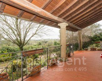 Villa in vendita, via di Montefranco  1, Bracciano