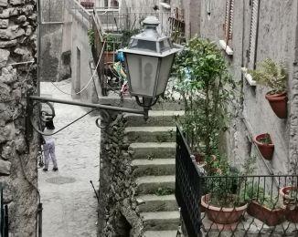 Quadrilocale in vendita, via Antico Castello  7, Montorio Romano