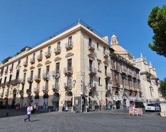 Quadrilocale in vendita, via Etnea  28, Centro Storico, Catania