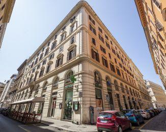 Appartamento in vendita, via Quintino Sella  20, Centro Storico, Roma