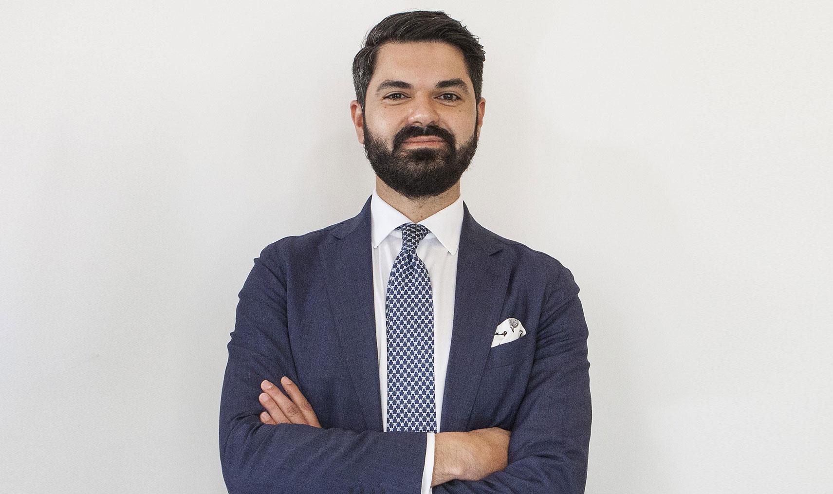 Davide Cesario, agente immobiliare RockAgent