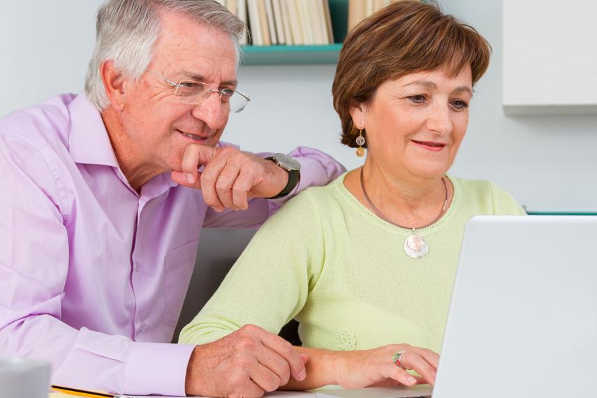 Over 65 cerca una nuova casa online