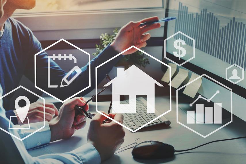 Valutazione immobiliare con strumenti tecnologici