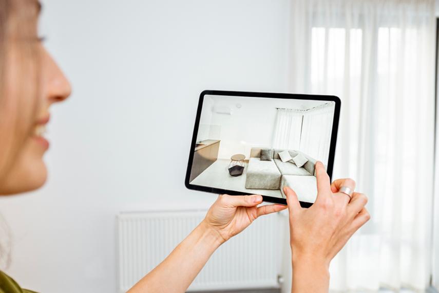 Annuncio immobiliare online